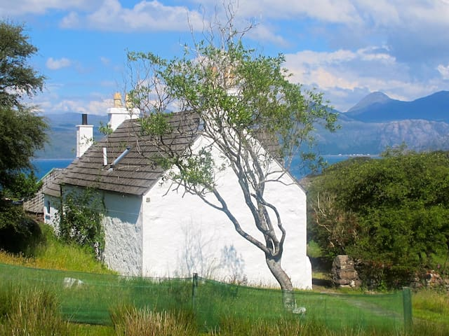 Comfortable West Highlands cottage - by Shieldaig - Ház