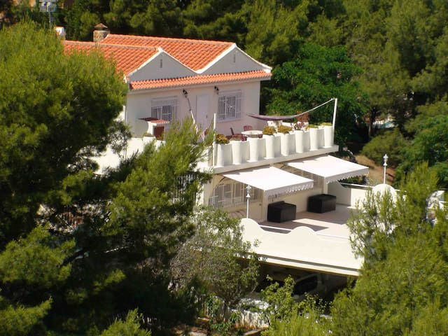 MODERN HOUSE PRETTY GOOD VIEW - Naquera - Haus