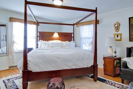 Guest Room at Bridgewater Inn - Bridgewater - Bed & Breakfast