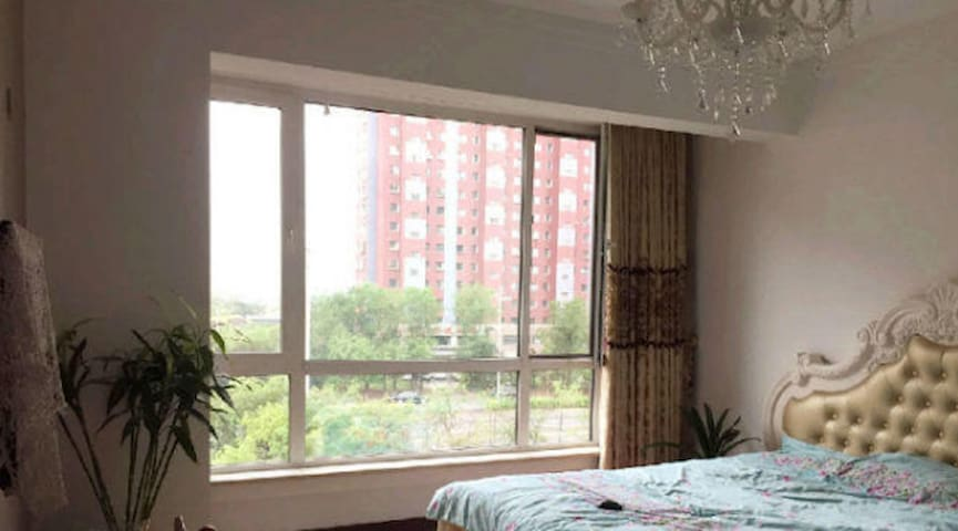 裕景上都 大床房 - Fushun - อพาร์ทเมนท์