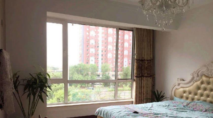 裕景上都 大床房 - Fushun - Apartamento