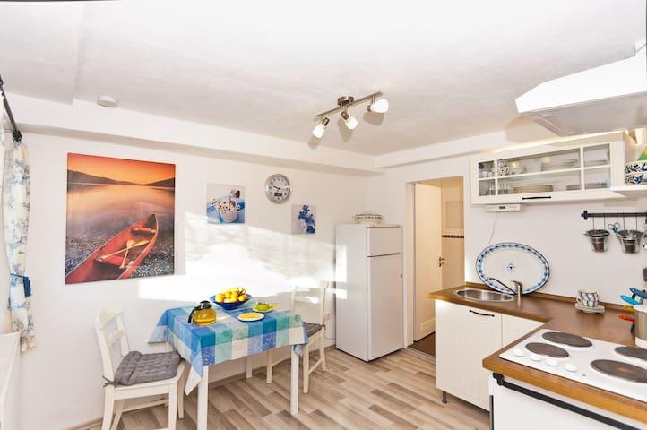 Apartment 40 km von München entfernt