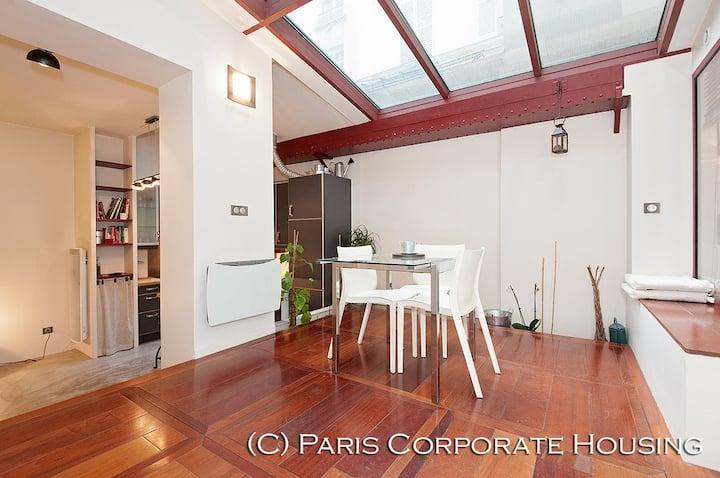 Architect LOFT in central Paris
