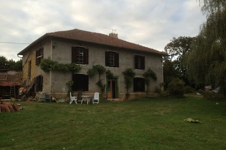 La desbie - Cizos - Huis