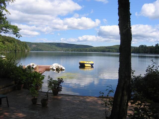 l'appartement au bord du lac - Saint-Hippolyte - Apartmen