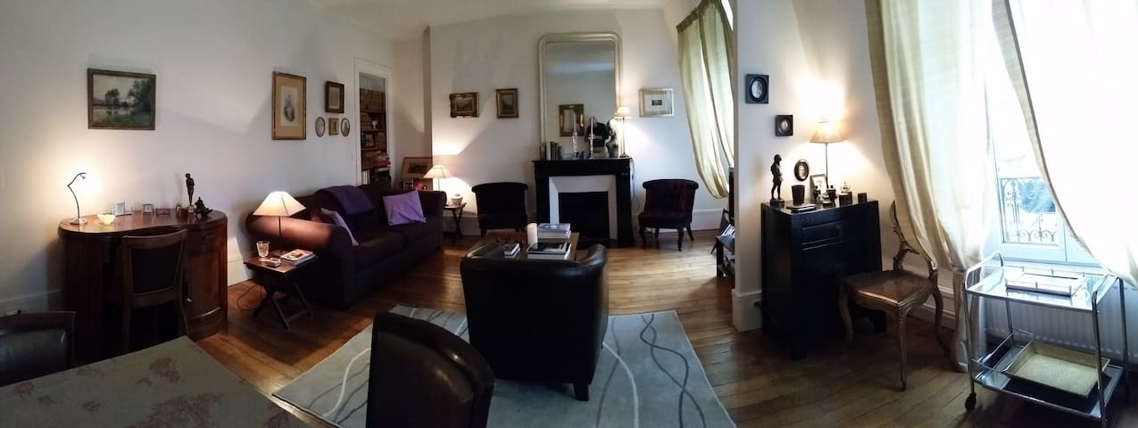 Charming and bright Apartment  Haut Marais Paris 3
