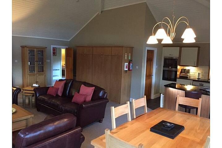 Cameron House Luxury Loch Lomond Lodge