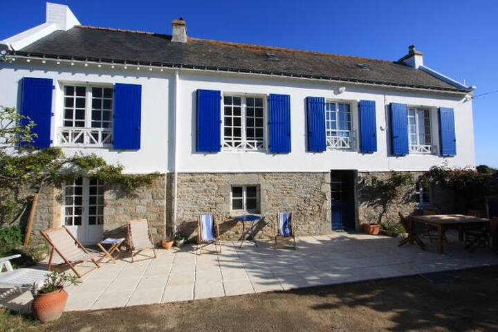 La Lande Kervihan - Saint-Pierre-Quiberon - Villa