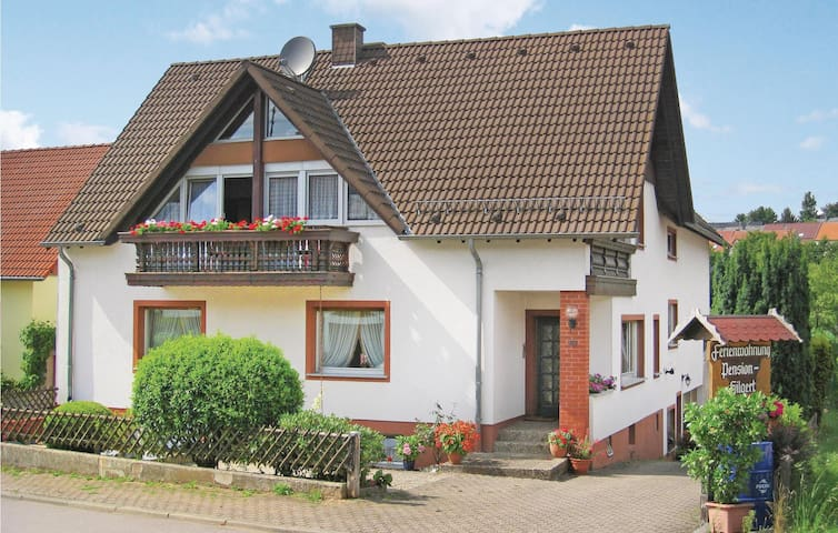 Holiday apartment with 2 bedrooms on 75m² in Greimerath