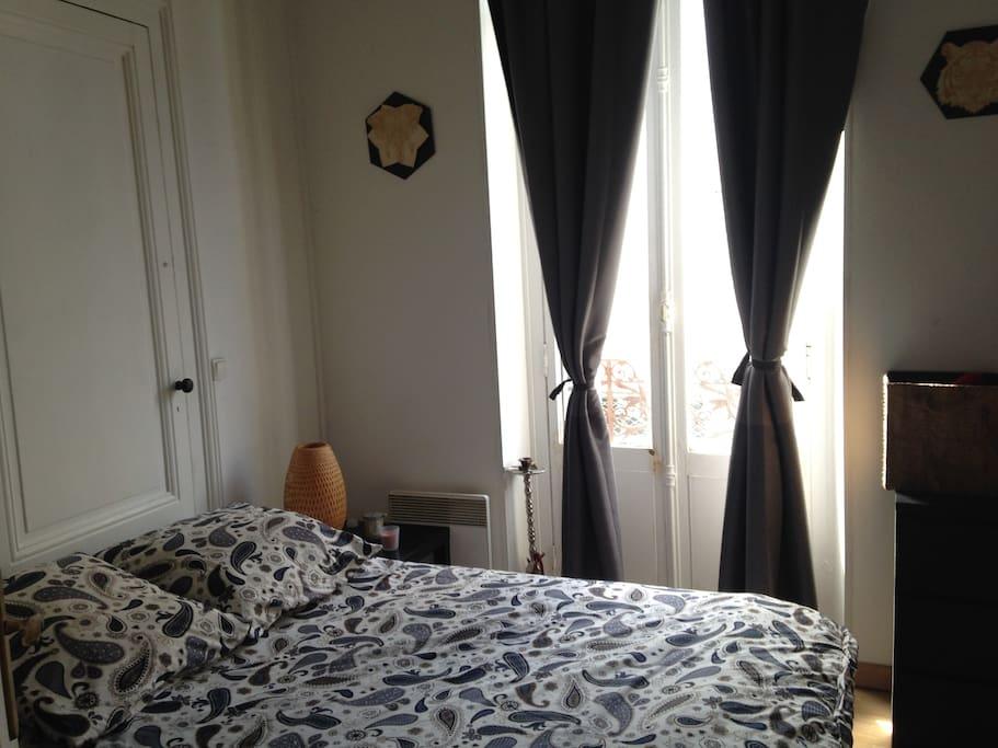 Charmant t2 centre de bordeaux flats for rent in for T2 bordeaux