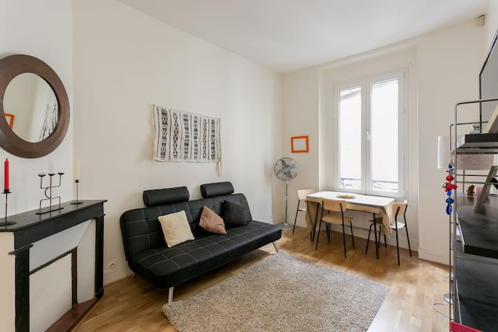 Lovely one-bedroom in St. Germain