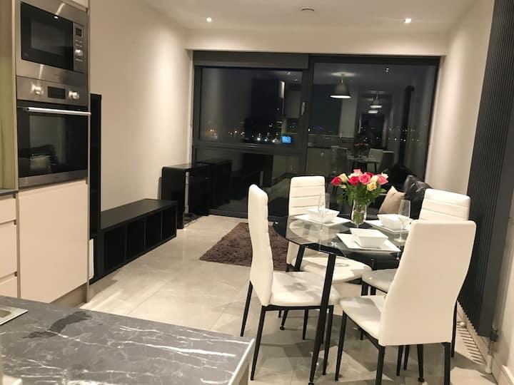 Luxury, Modern 1 Bed Flat Belfast City Centre WIFI