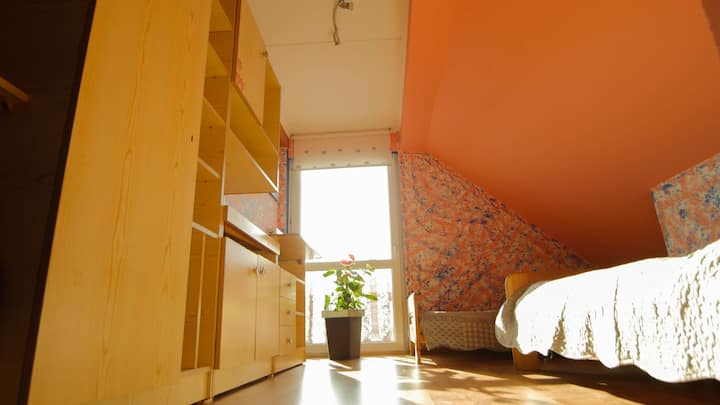 Cozy room hire Krosno