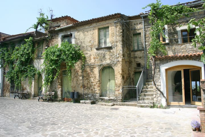 Casa Mare - In den Hügeln des Cilento - Serramezzana - Apartamento