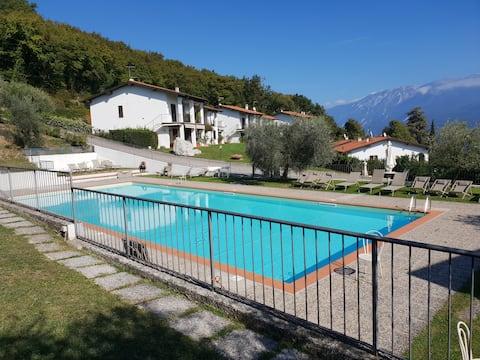 Cabiana Residence, Ferienwohnung mit Seepanorama