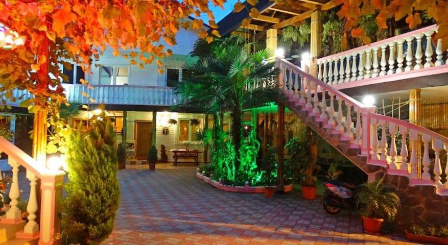 Мини-отель Мацеста Проживание Питание Экскурсии - Matsesta - House
