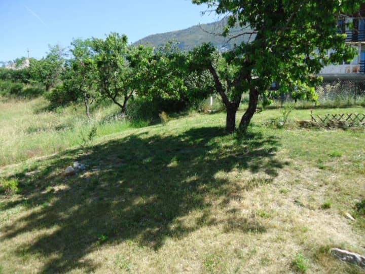 Gorges du Verdon, Moriez F2 - Jardin