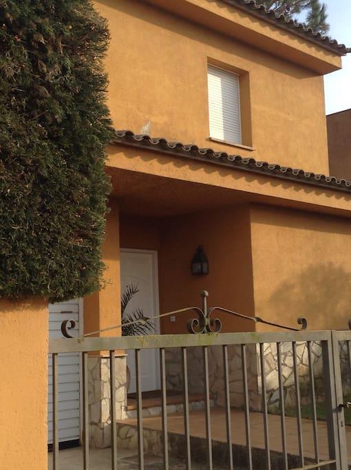 Casa residencial calella palafrugel villas en alquiler - Casas calella de palafrugell ...
