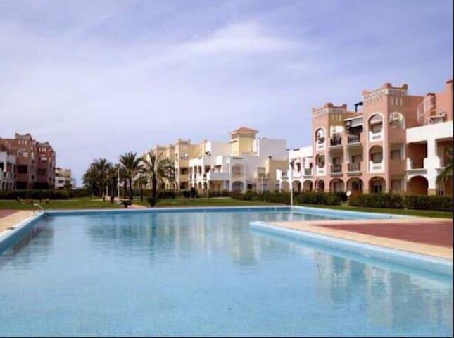 Appartement résidence avec piscine1