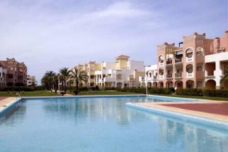Appartement résidence avec piscine - Saïdia - Apartment