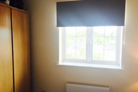 Spacious double bedroom with separate bathroom - Lincolnshire