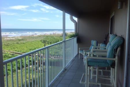 Direct Ocean Front with Big Balcony - Cocoa Beach