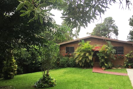 Magical Peace and relaxation - Cayey - House