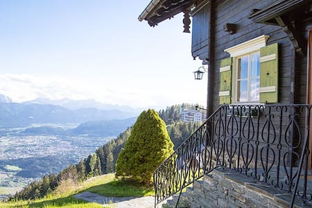 Stunning Chalet in the lower Alps - Kanzelhöhe - 小木屋