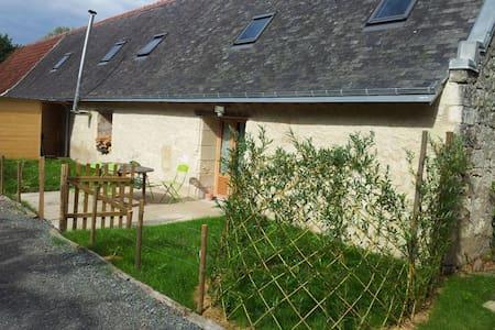 Longère XVIIIième proche Bourgueil - Chouzé-sur-Loire - House