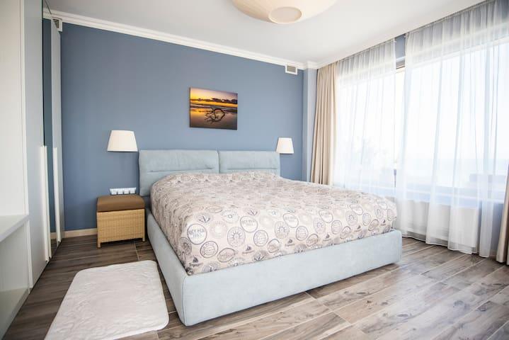 Villa Lili Deluxe Double Room
