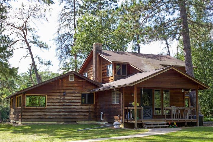 Andromeda Lake House - Crane Lake - House