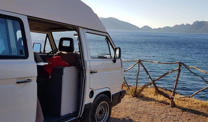 Volkswagen Transporter T3 REIMO Caravan 1.9TDi