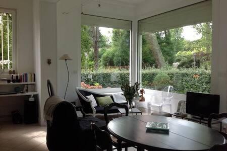 F3 de charme dans une résidence calme au Touquet - 列度基特(Le Touquet) - 公寓