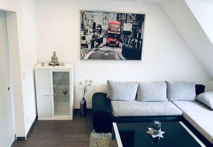 Modern Apartment Stadt Zentrum VW Nähe Netflix