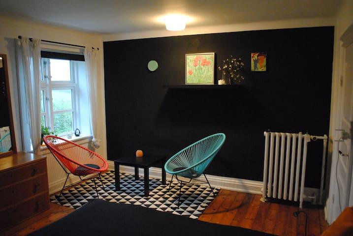 Tæt på Løkken - et hyggeligt dobbeltværelse