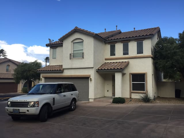 Nice Room Available in Quiet North Vegas - Las Vegas - Huis