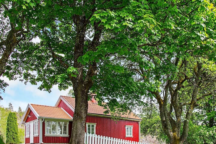 7 person holiday home in BULLAREN