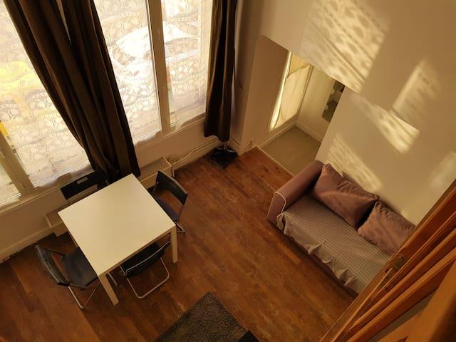 Appartement Convivial Proche Paris (Argenteuil)