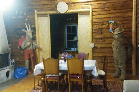 Cozy Holiday Home in Posada Górna with Barbecue