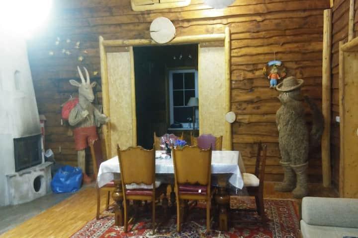 Cozy Holiday Home in Posada Górna with Barbecue
