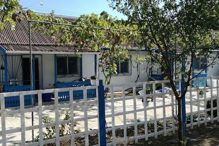 Blue Lagoon Holiday House Jurilovca - Jurilovca - Casa