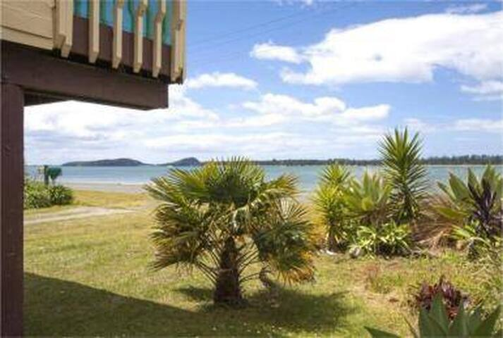 Tranquility on the Waterfront - Katikati - Haus