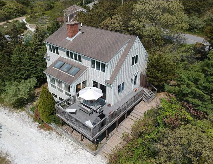 Bayside Great Hollow Beach Home
