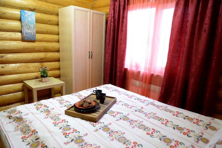 Коттедж семейный - Zhirnosovo - House