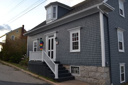 Charming Family Home in Historic Lunenburg - Lunenburg - Ház