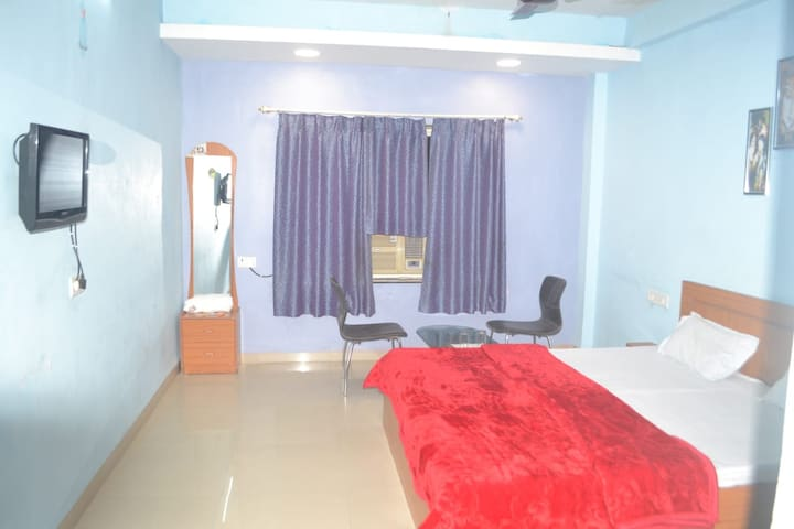Deluxe AC Room Hotel Virasat Mandav