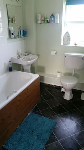 Nice sized bedroom in Sawston