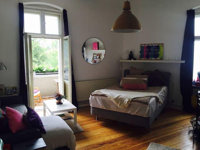 Very Cozy Room/ 25m2 Charlottenburg - Berlijn - Appartement