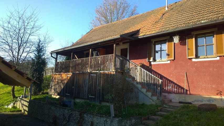 Back to the roots - Mahrensdorf - Hus