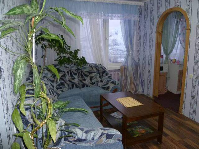 Уютная 3-х комнатная квартира недалеко от горы